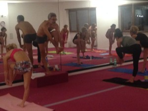 Antonio Spera a Bikram Yoga True Love