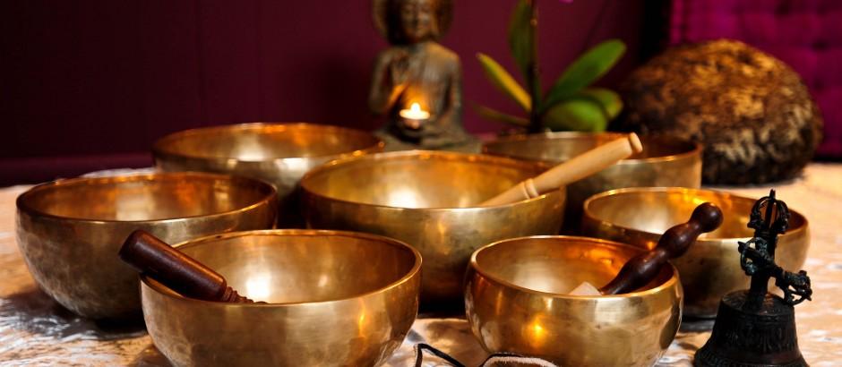 Bagno Armonico con Campane Tibetane e Meditazione / Massaggio Sonoro Individuale